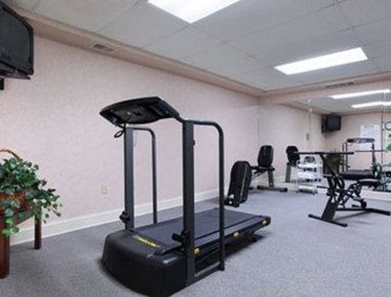 Days Inn & Suites Columbia Airport: Fitness Center