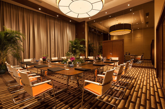 M Hotel Chengdu : meeting room