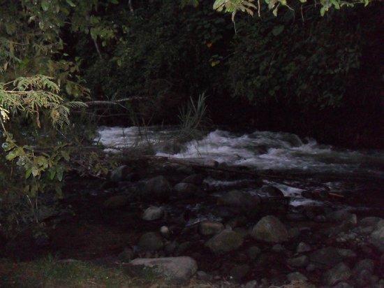Mindo Real: el rio