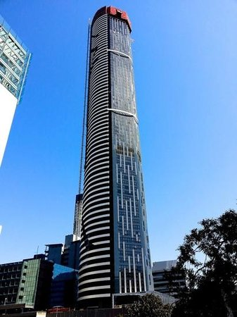 Meriton serviced Apartments infinity Brisbane - Picture of ...