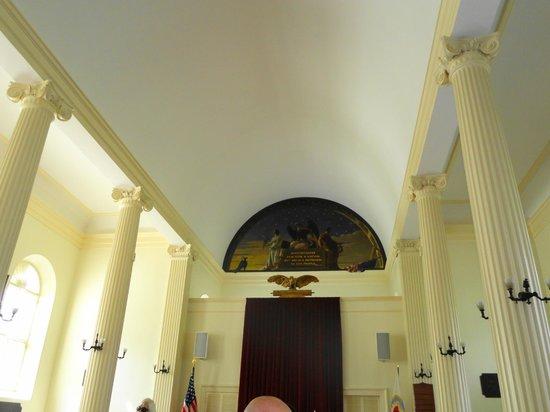 West Point Tours: Old Chapel