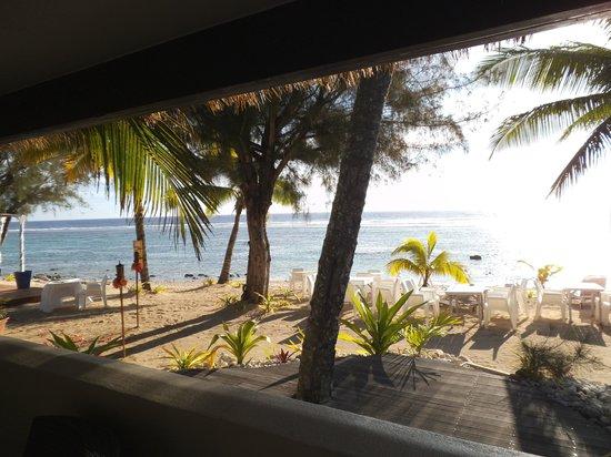 Crown Beach Resort & Spa: Beach view