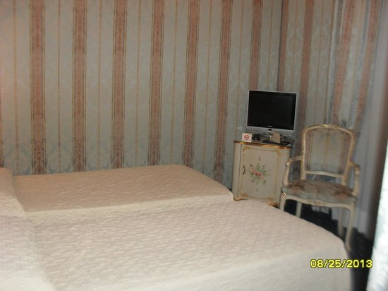 Hotel Carlton on the Grand Canal: Bedroom