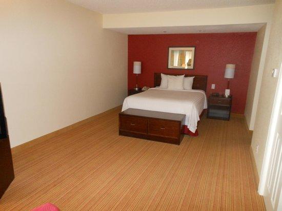 Residence Inn Denver Downtown: Bed