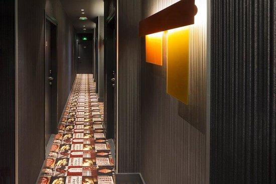Hotel Fabric : Corridor