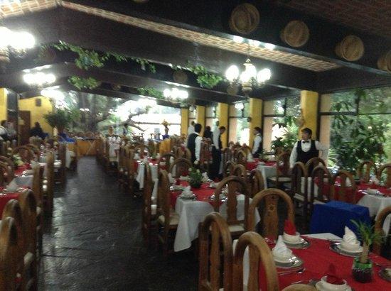 Hotel El Relox: BANQUETES