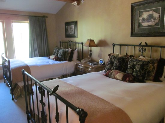 The Chateaux Deer Valley: Bedroom