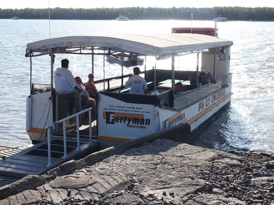 The Ferryman River Cruises