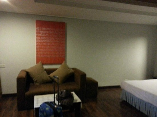 The Heritage Hotel Sathorn: room