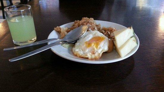 โรงแรมสวัสดี บางลําพู อินน์: breakfast buffet