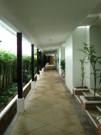 Access Resort & Villas: Room 261 very end next to gym and spa