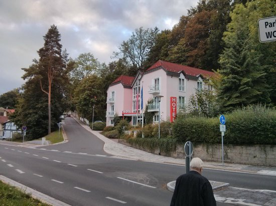 Altstadthotel: Alstadt is in a quiet area of the town.