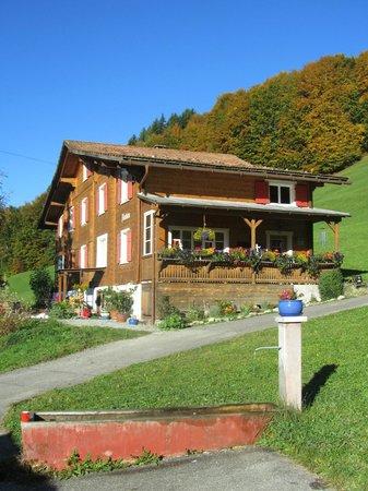 Fanas, Suiza: Plandadein Dein Platz zum Sein