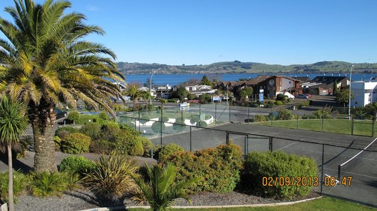 Lakeland Resort Taupo: View of Lake Taupo
