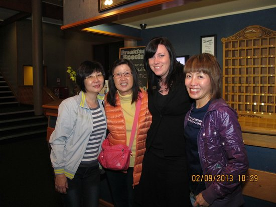 Lakeland Resort Taupo: We and Gill