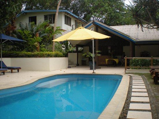 Hideaway Island Resort: the hotel pool