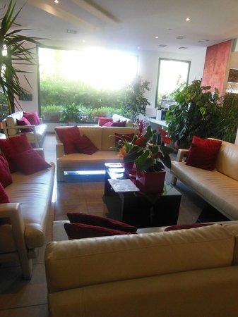 Hotel Torino Wellness & Spa: hall