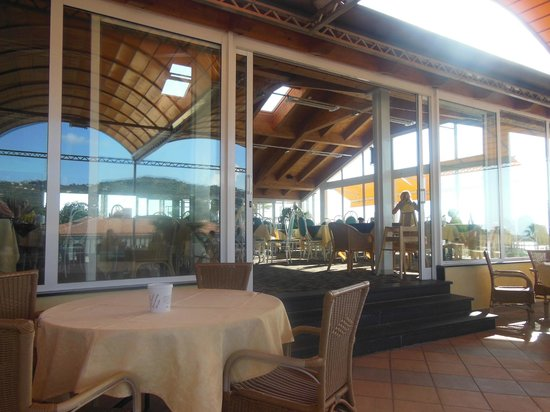 Hotel Torino Wellness & Spa: terrase