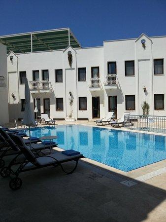 Asmin Hotel: Pool Area