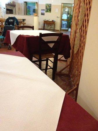 Il Cacciatore Ristorante - Bed&Breakfast: locale