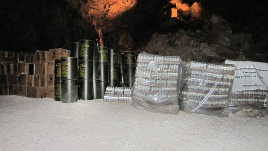 Grand Canyon Caverns: Survival Supplies