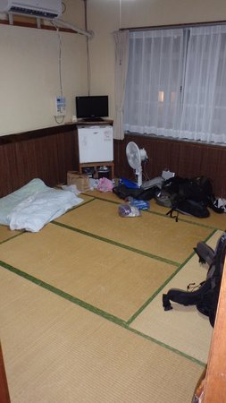 Yaima Biyori: Our budget room