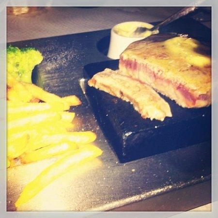 O'Leme : fillet stone steak