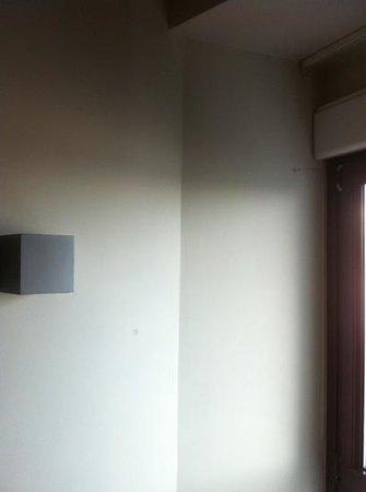 Hotel Codina: traces aux murs