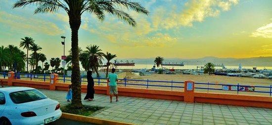 City Beach: Aqaba beach