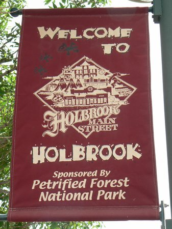 BEST WESTERN Arizonian Inn: Welcome to Holbrook, Arizona