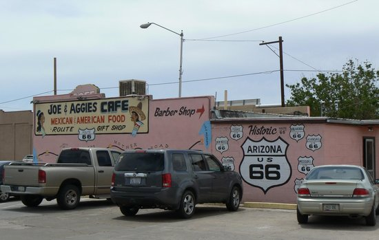 Best Western Arizonian Inn : Route 66 ''must visit'' site in Holbrook