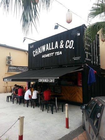 Chaiwalla Cafe