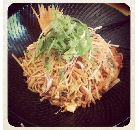 Wok Mee Noodle House: bakmi goreng