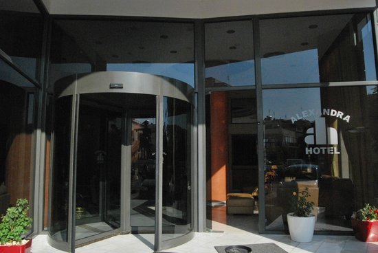 Alexandra Hotel: entrata3