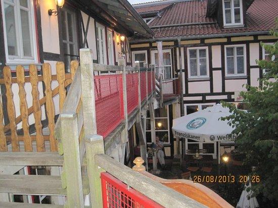 Schlosshotel Blankenburg/Harz: dit is het Kartoffel restaurant