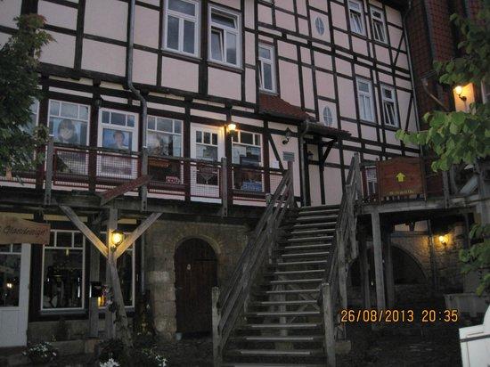 Schlosshotel Blankenburg/Harz: dit ook