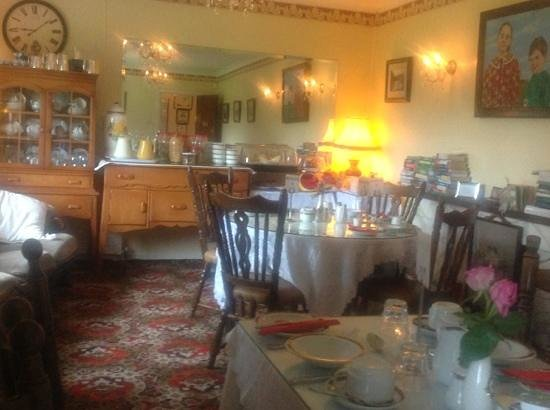 Athlumney Manor B&B: breakfast