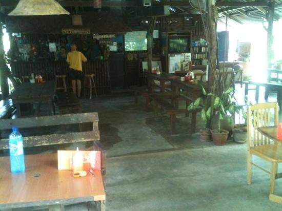 Gecko Guesthouse Langkawi : Gecki courtyard