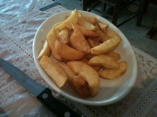 Blue Island: chips