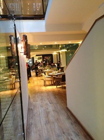 Ofelias Hotel: restaurante