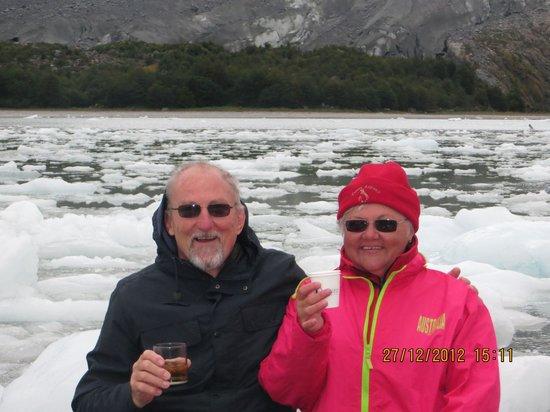 Cape Horn: Visiting the Pai Glacier