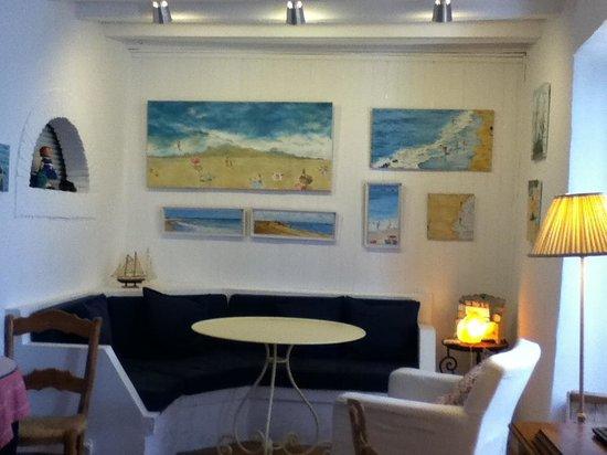 Hotel La Morada Mas Hermosa: dining room
