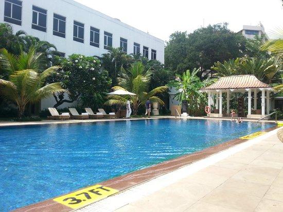 Swimming Pool Picture Of Taj Connemara Chennai Chennai Madras Tripadvisor