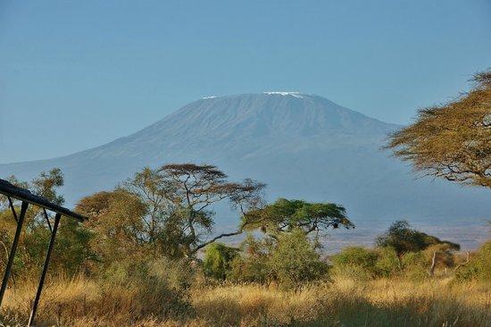 Sentrim Amboseli: vue  de  la  chambre