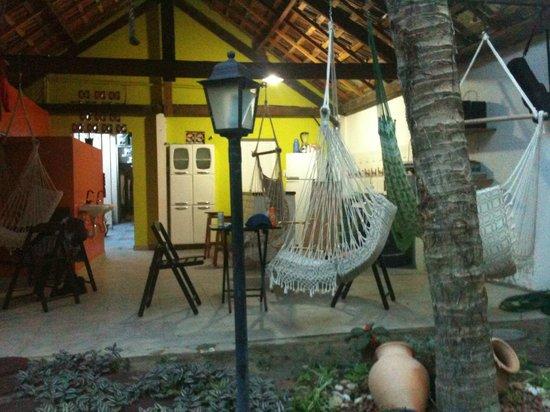Big Hostel Brasil: hangout
