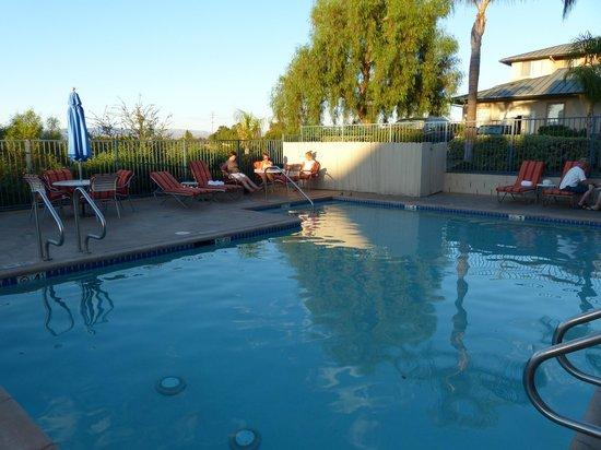 Fairfield Inn Santa Clarita Valencia: piscine