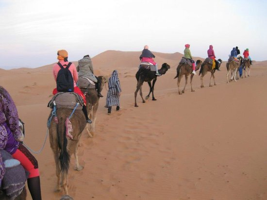 Discover Morocco Tours: 3 Days 2 nights morocco desert