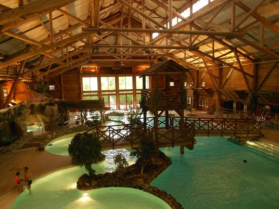 Disney's Davy Crockett Ranch : piscine
