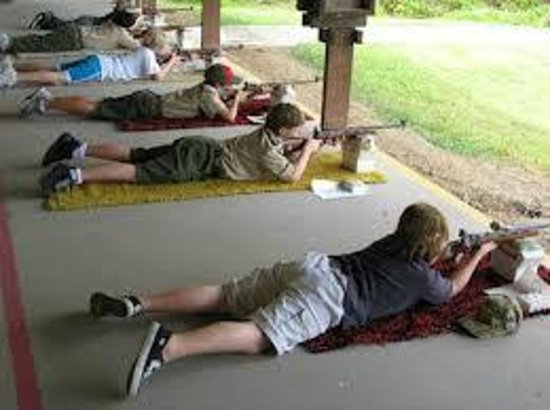 Tenoroc Shooting Sports : Do not miss this great day out!