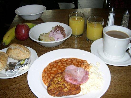 Jurys Inn London Croydon : Frühstück